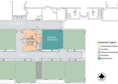 Jackson Addition Blueprint
